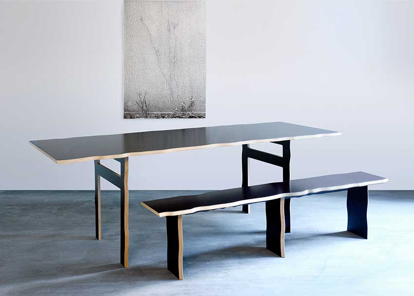 table trappeur